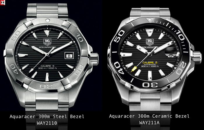Tag Heuer Aquaracer 300m Replica Watches
