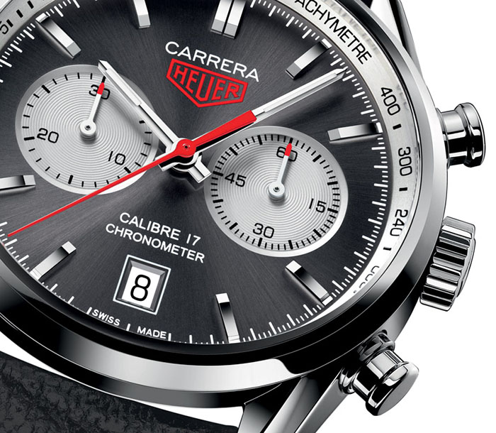Tag Heuer Carrera Calibre 17 Replica Watches
