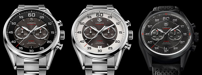 Tag Heuer Carrera Calibre 36 Replica Watches