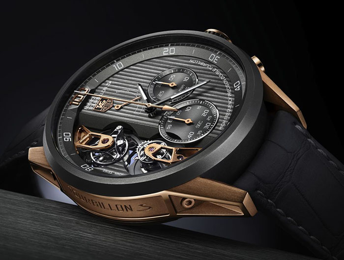 Tag Heuer Carrera Mikrotourbillon Replica Watches
