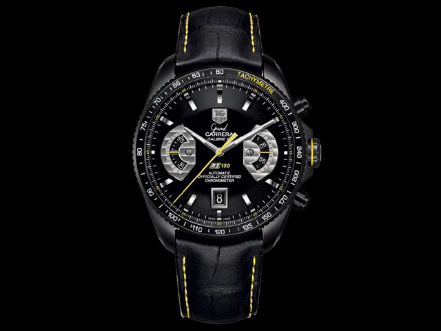 Tag Heuer Grand Carrera Calibre 17 Replica Watches