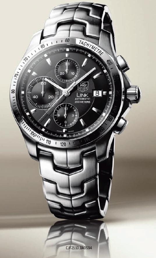 Tag Heuer Link Automatic Replica Watches