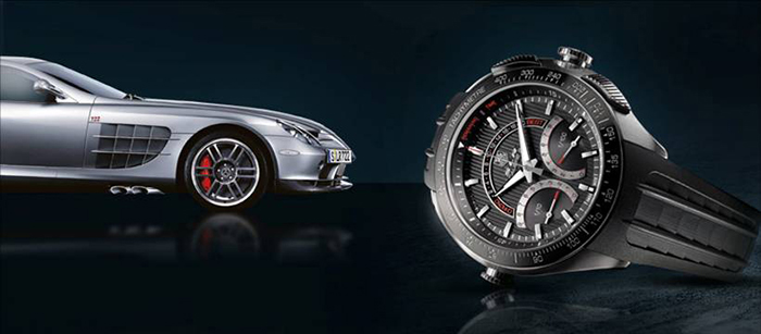 Tag Heuer Mercedes Benz Replica Watches